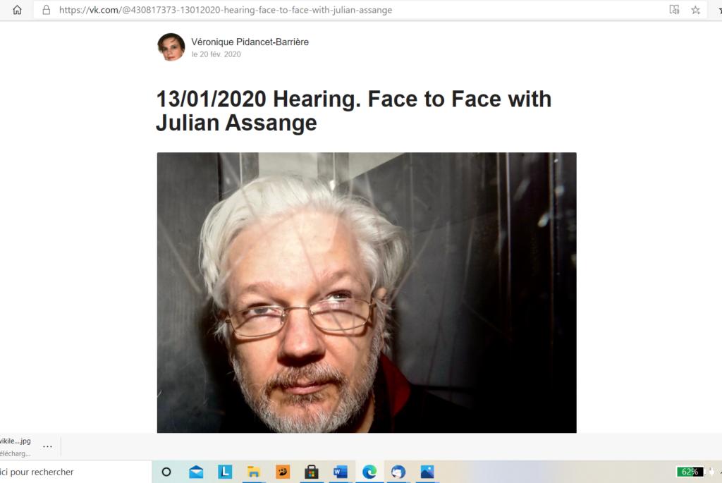 L'attribut alt de cette image est vide, son nom de fichier est Capture-ecran-Vero-Assange-1024x685.png.