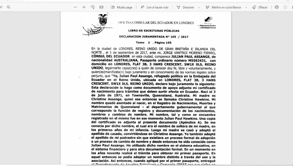 L'attribut alt de cette image est vide, son nom de fichier est Assange-doc-identite--1024x582.png.